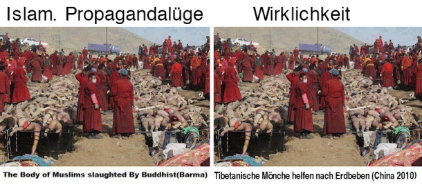 muslim killing burma fake photos