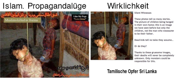 burma fake photos muslim killing