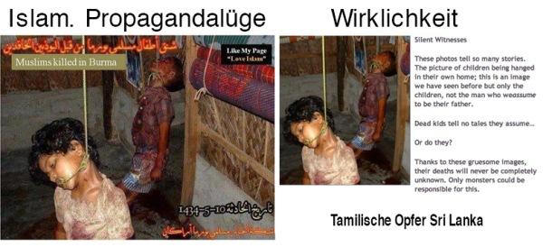 burma fake photos muslim killing